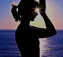 Prayer to the Sun by Leonie Naronah