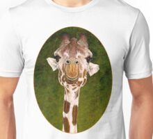 The Smiling Giraffe Unisex T-Shirt