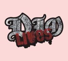 Dio Lives Kids Clothes