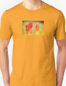 Sunburst Tulips T-Shirt