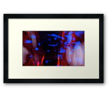 S'letric Space Framed Print