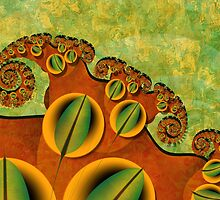 Falling Leaves by lacitrouille