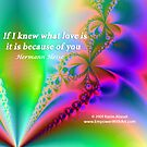 If I Know What Love Is by Kazim Abasali