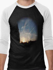 Painting the Sky Men's Baseball ¾ T-Shirt