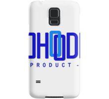 Velo Hoodlum - Blue Link USA Samsung Galaxy Case/Skin