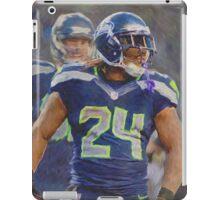 Beast Mode - Seahawks - Lynch #24 iPad Case/Skin