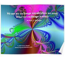 When We Meet Poster