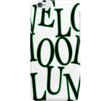 Velo Hoodlum - MOTIVES iPhone Case/Skin