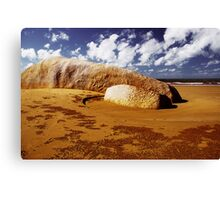 Finch Bay Cooktown Canvas Print