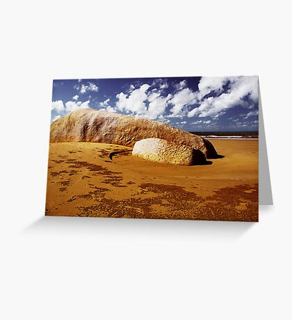 Finch Bay Cooktown Greeting Card