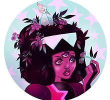 Garnet by Audra Auclair