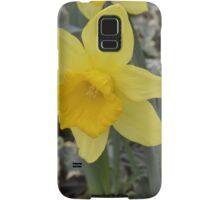 Yellow Simplicity Samsung Galaxy Case/Skin