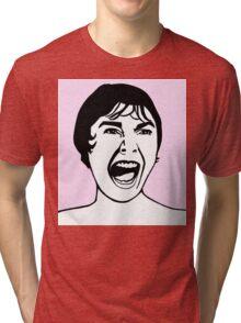 Janet Leigh Psycho Tri-blend T-Shirt