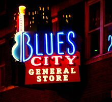 Beale Street Blues by CourtneyMichell