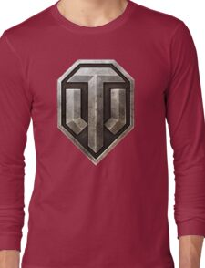 World of Tanks Logo Long Sleeve T-Shirt