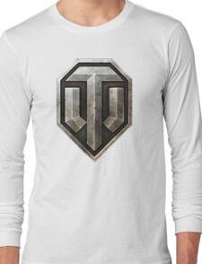 World of Tanks Logo Long Sleeve T-Shirt