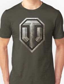 World of Tanks Logo T-Shirt