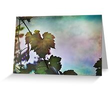 A Ribbon in the Sky Greeting Card