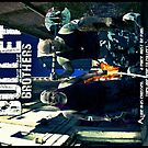 The Bullet Brothers POSTER by Drummy