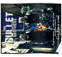 The Bullet Brothers POSTER Poster