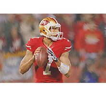NFL - 49ers - Colin Kaepernick Photographic Print