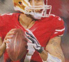 NFL - 49ers - Colin Kaepernick Sticker