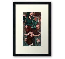 Korrasami Framed Print
