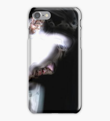 delighted iPhone Case/Skin