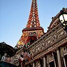 Paris in Vegas by Melanie Dogan