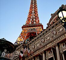 Paris in Vegas by Melanie Dogan