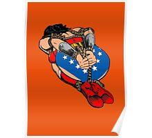 Wonder Woman (Prime Edition) Poster