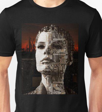 Technologically Enhanced Unisex T-Shirt