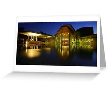 Townsville Riverway Greeting Card