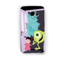 Monsters inc Samsung Galaxy Case/Skin