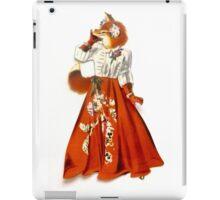 furrier iPad Case/Skin