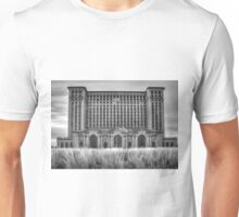 Michigan Central Station Unisex T-Shirt