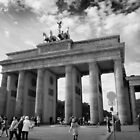 Brandenburg Gates by Simon Cross