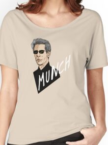 """""""Munch"""" Women's Relaxed Fit T-Shirt"""