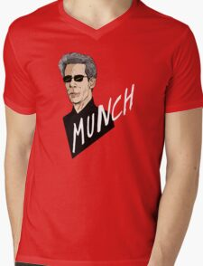"""Munch"" Mens V-Neck T-Shirt"
