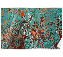 In love for Pollock. Poster