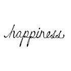 Happiness by StyleandCoffee