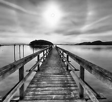 Dock to Nowhere by toby snelgrove  IPA