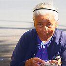 Saigon Stall Lady by mooksool