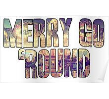 Same Trailer Different Park: Merry Go 'Round [Song Title] Poster