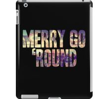 Same Trailer Different Park: Merry Go 'Round [Song Title] iPad Case/Skin