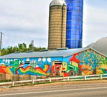 Rural Folk Art by ECH52