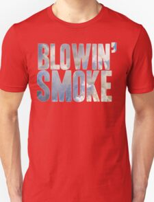 Same Trailer Different Park: Blowin' Smoke [Song Title] T-Shirt
