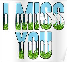 Same Trailer Different Park: I Miss You [Song Title] Poster