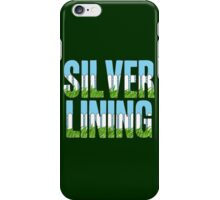 Same Trailer Different Park: Silver Lining [Song Title] iPhone Case/Skin