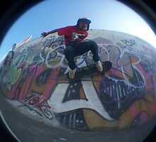 erwin jadraque wall ride by danart808